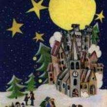 رسم قرية ميلاد المسيح