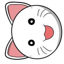 قناع القطّ نيكو