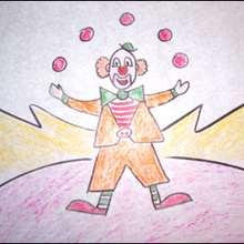 كيفيّة رسم لاعب خفّة