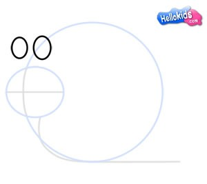 كيفيّة رسم حلزون