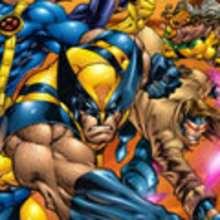 الأبطال الخارقون, صفحات تلوين إكس مان