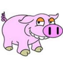 How to draw a pig - Draw - DRAW with JEFF - How to draw FARM ANIMALS