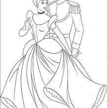 سندريلا مع الأمير الجذّاب