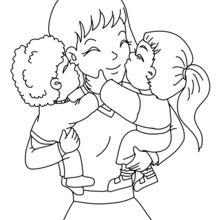 أمي وأولادها