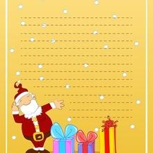 الهدايا ورقة تصميم